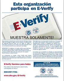 E-Verify Spanish